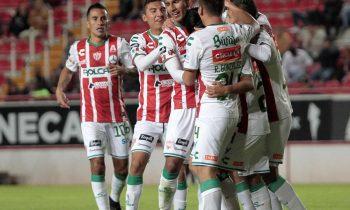 Necaxa anoto 32 goles en el Clausura 2019