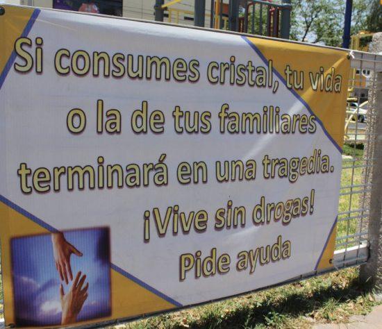 En el Arenal, los habitantes apuestan para que se ataque el consumo para que los morros no caigan en los vicios