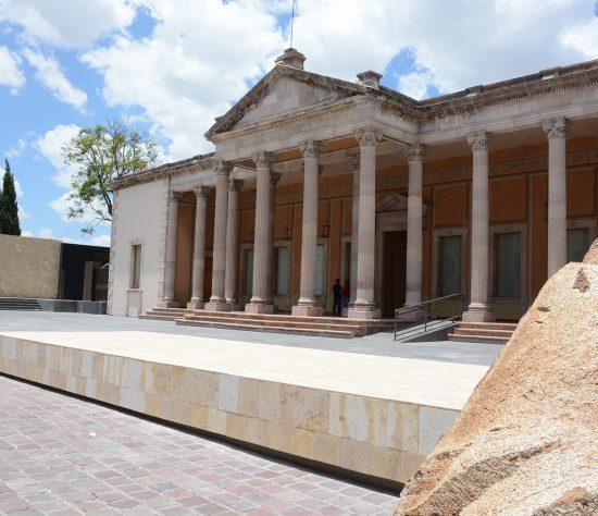 Cada vez son menos los asistentes a los museos de Aguascalientes.