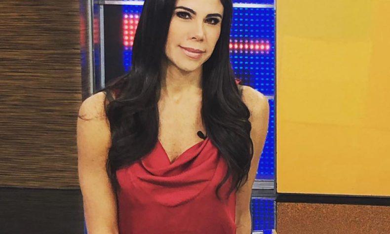 Paola Rojas se realiza estudios para prevenir cáncer.