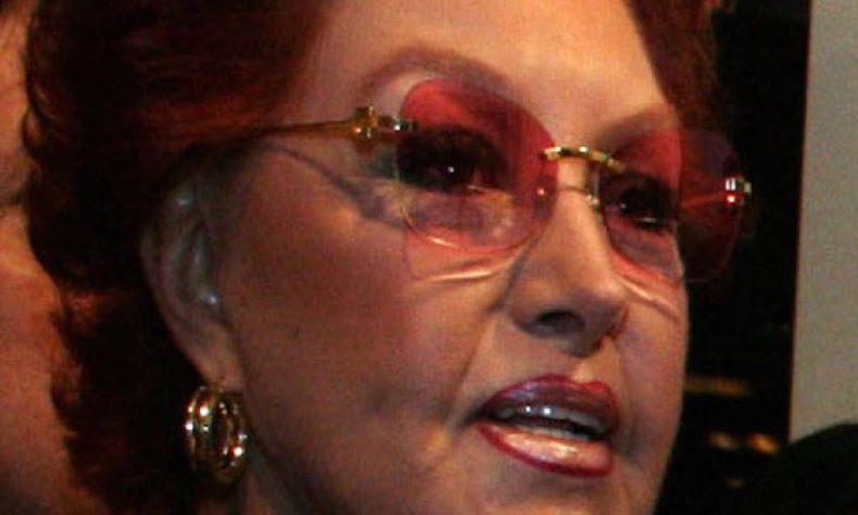 La actriz Sonia Infante, sobrina del inmortal actor y cantante Pedro Infante, falleció este martes a los 75 años