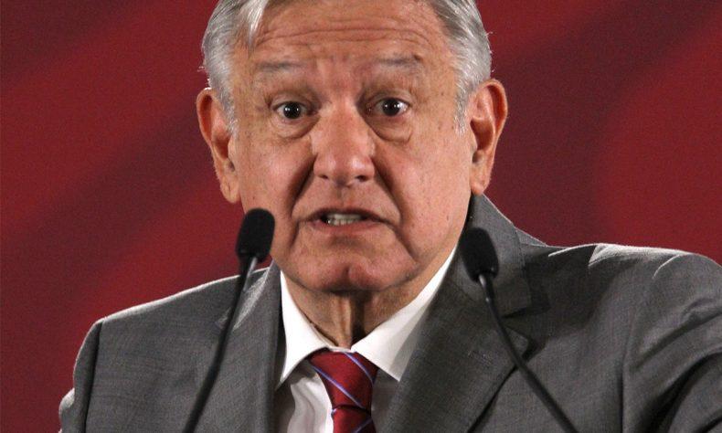 AMLO negó rotundamente mantener diálogos con células del crimen organizado.