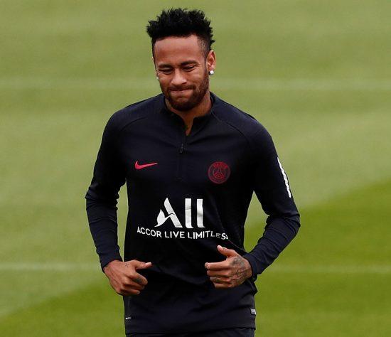 Al brasileño le cuelgan todavía 3 años más de contrato con el conjunto parisino.