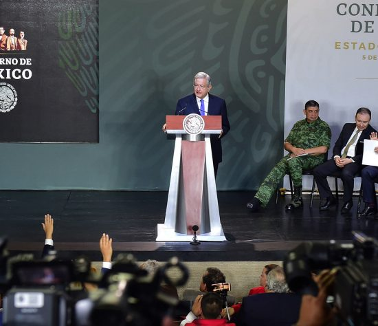 López Obrador confía en que la tragedia ocurrida en El Paso, sea un parteaguas para la regulación de la venta de armas en el país vecino.