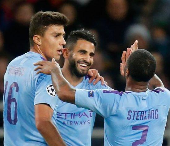 El Manchester City superó la mejor de sus goleadas en la Liga inglesa