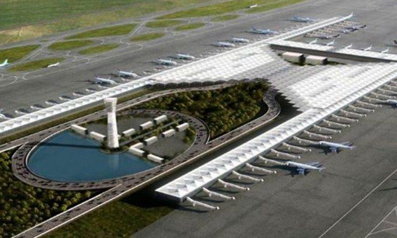 El aeropuerto de Santa Lucía podrá continuar su construcción luego de la anulación de la suspensión a la obra.
