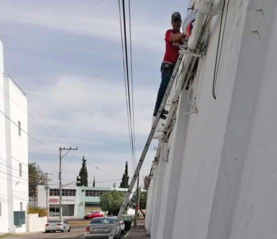 Un chorro de empresas no proveen a sus trabajadores de todas las medidas de seguridad.