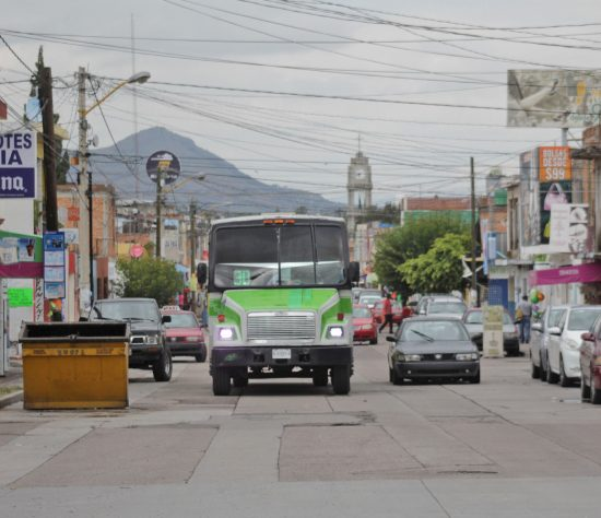 Urbaneros deben completar sus rutas, aunque les dé hueva .