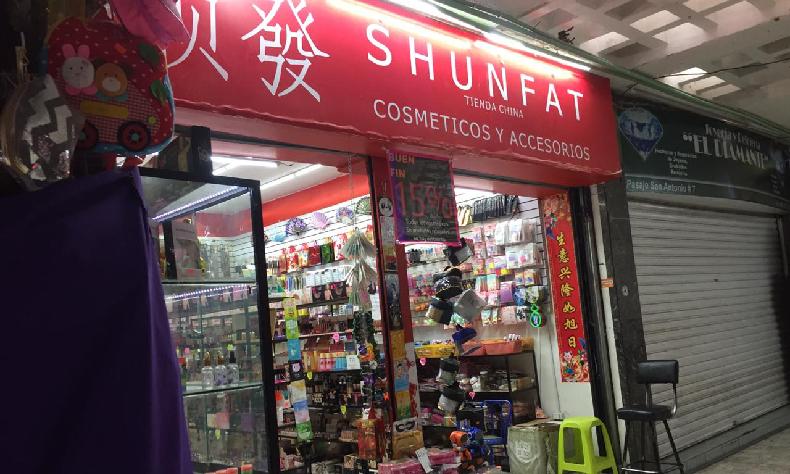 Nos están invadiendo los productos chinos