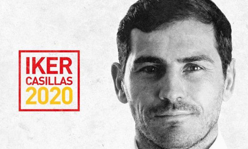 Iker hizo el anuncio mediante sus redes sociales.