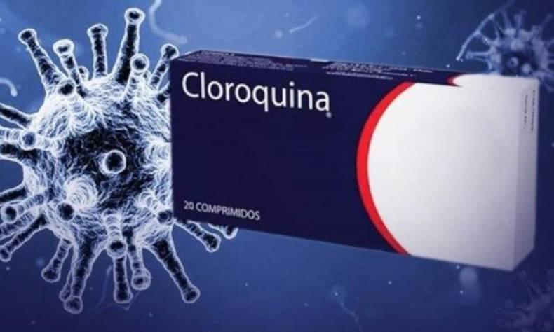AGUAS —-cloroquina