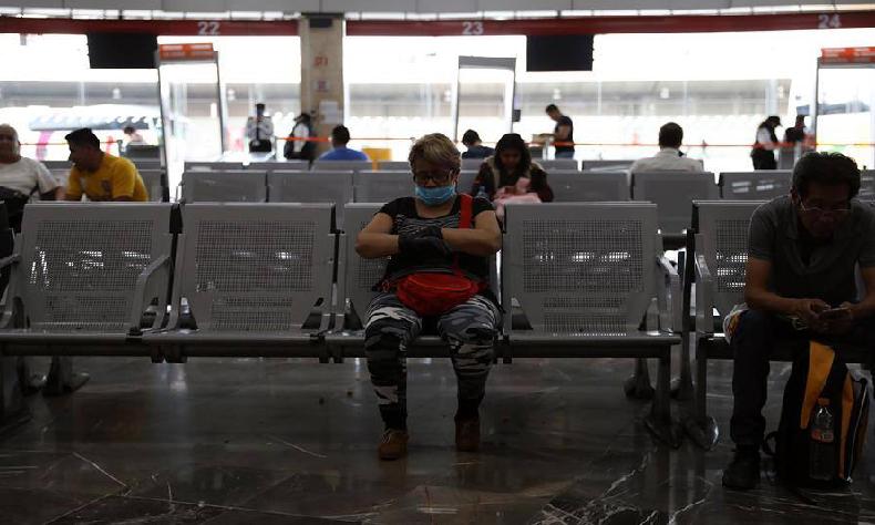 Aumentan las muertes por coronavirus en México