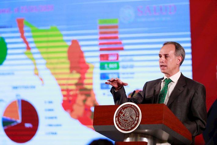 Se estima que a partir del 19 de abril México entre en fase 3 por la pandemia del coronavirus.