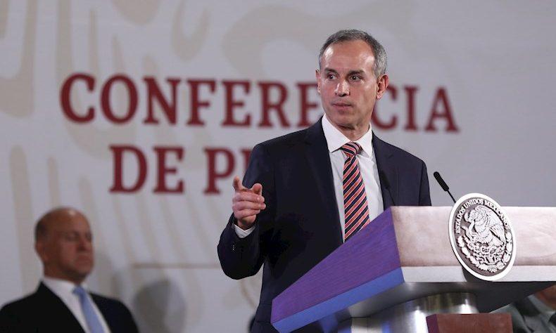 El subsecretario de Promoción y Prevención de la Salud, Hugo López-Gatell.