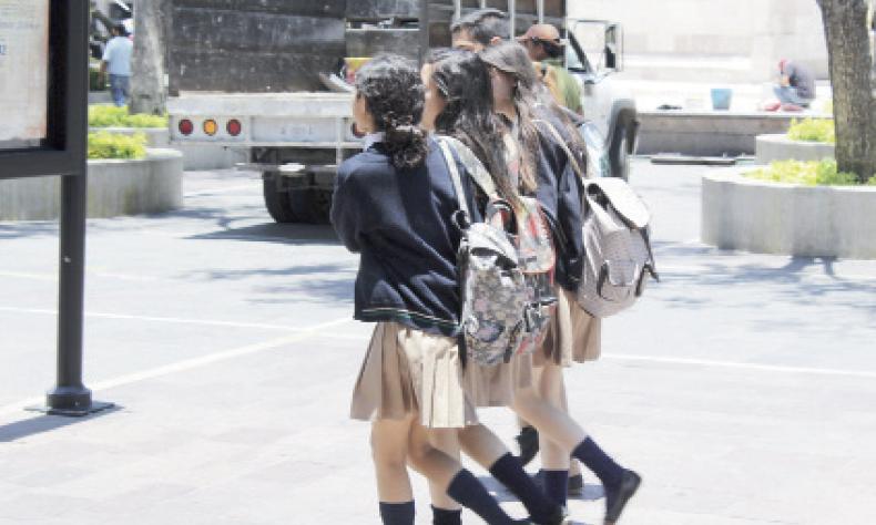 Se quedarán sin festejar el clásico Día del Estudiante.