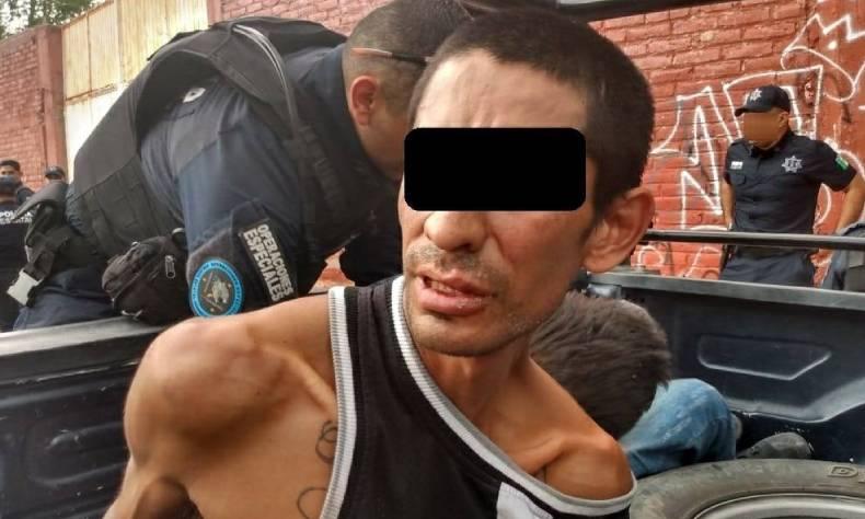 Lo que hace el alcohol: mientras se pelaban de la poli se estamparon contra una barda