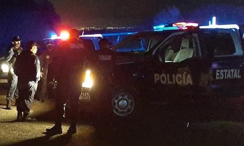 Al sitio arribaron elementos de la Policía Municipal de Jesús María y paramédicos.