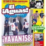 Portada Diario El Aguas