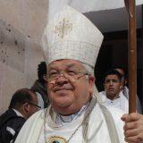El Obispo de Aguascalientes, José María de la Torre.