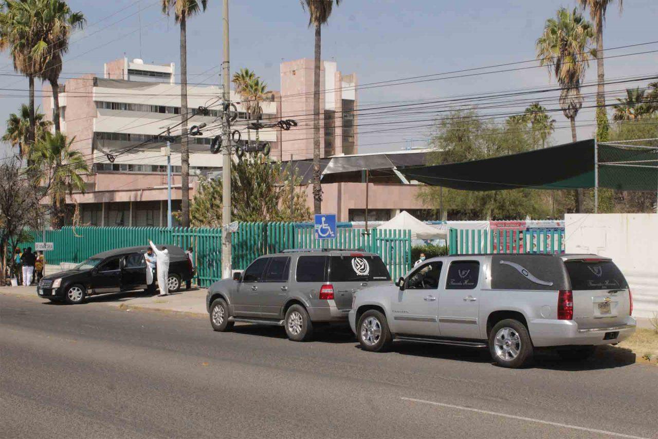 Personas de entre 60 y 79 años de edad son las que más han fallecido por coronavirus en Aguascalientes.