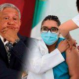 López Obrador, AMLO, Vacuna, Vacuna AntiCovid.