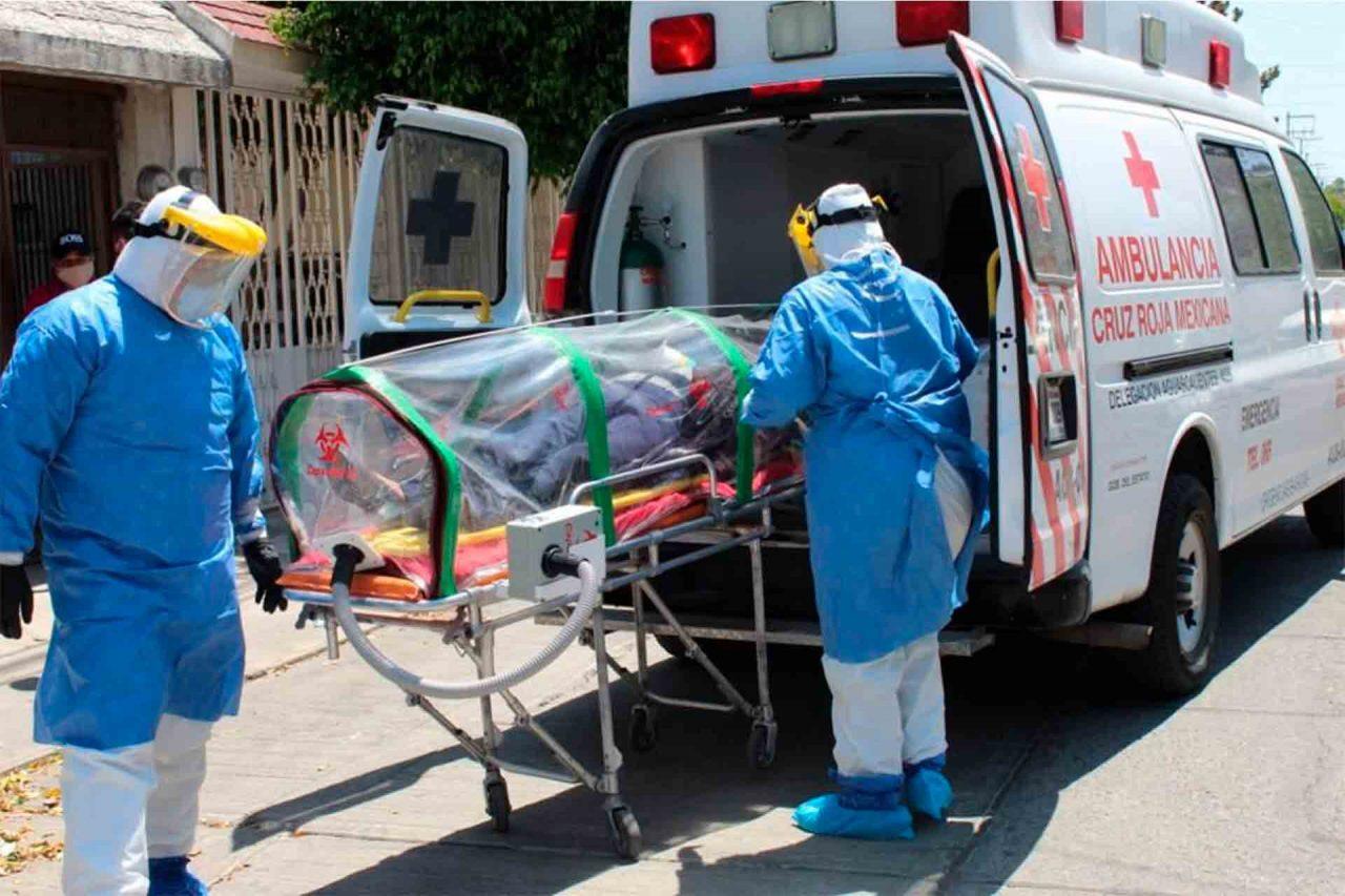 Cruz Roja, Apoyo, Traslados, Pacientes Covid.