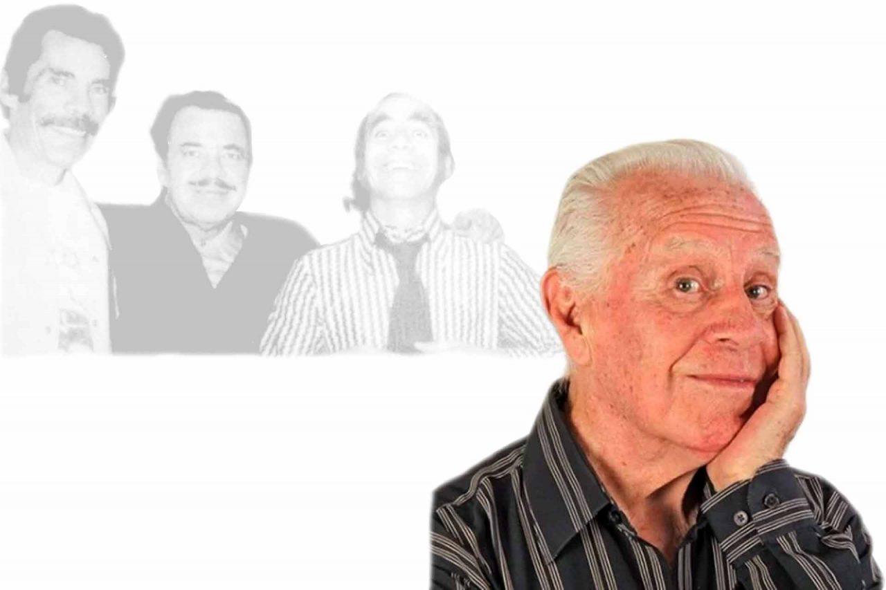 """Antonio Valdés, mejor conocido con el """"Ratón"""" Valdés, falleció a los 91 años de edad."""