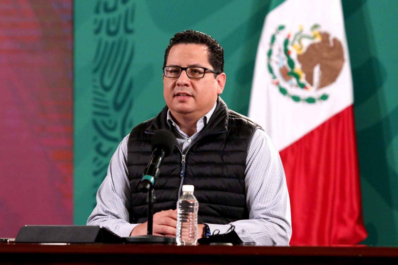 José Luis Alomía, director de Epidemiología