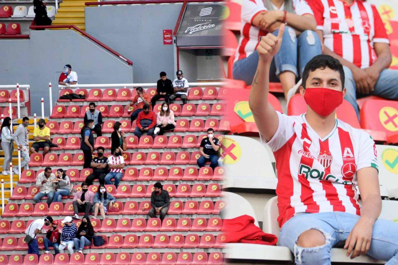 En cuestión de horas se anunciará que el juego entre Necaxa y Atlético San Luis contará con afición