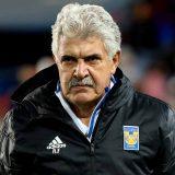"""El director técnico de los Tigres, Ricardo """"Tuca"""" Ferretti"""