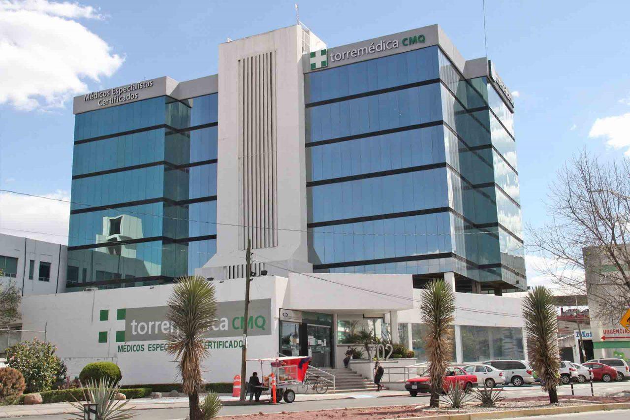 Torre Médica CMQ.