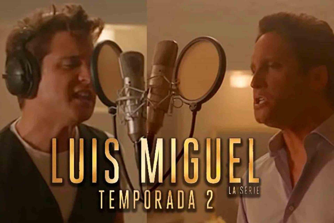 Luis Miguel, la serie.