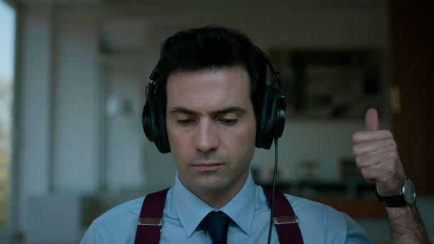 Patricio Robles, Luis Miguel la serie.