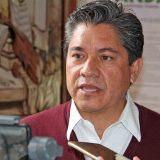 Eulogio Monreal, dirigente estatal de MORENA.