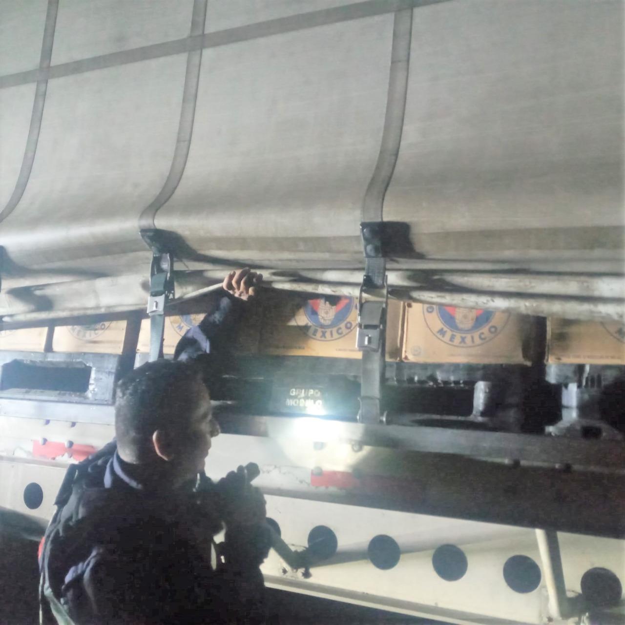 cae banda de roba-trailers