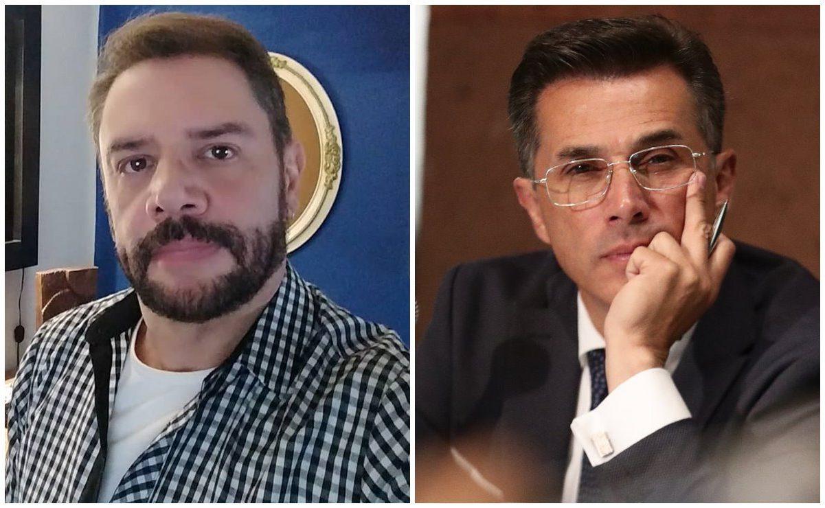 cárcel Sergio Mayer