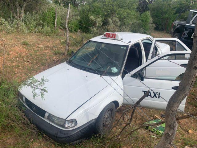 detenido asaltó taxista